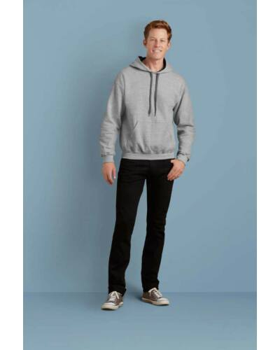 HEAVY BLEND™ ADULT CONTRAST HOODED SWEATSHIRT